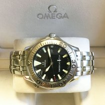 Omega Seamaster America's Cup 300m Limited Editon Full Set