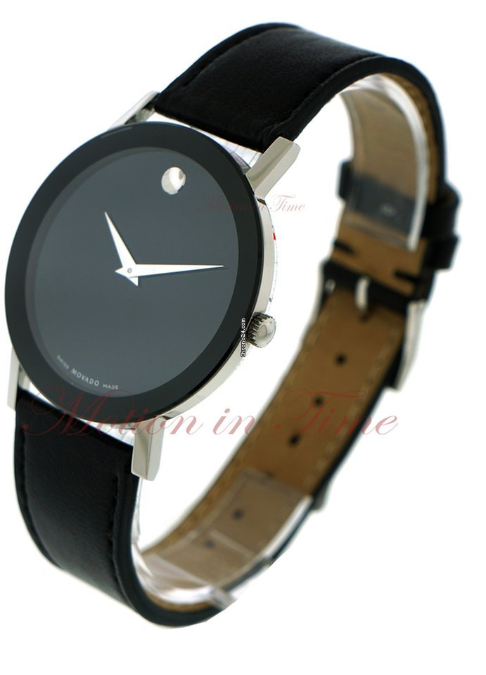 Image result for movado black dial watch