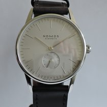 Nomos Glashütte Orion Grau - 38 mm -