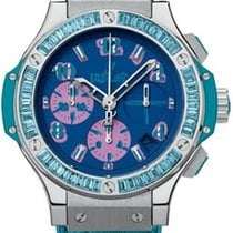 Hublot Big Bang Pop Art Steel Blue