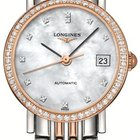 Longines Elegant Automatic 25.5mm Ladies Watch