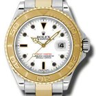 Rolex Yacht-Master Mens Steel and Gold 16623 w