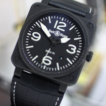 벨앤로스 (Bell & Ross) Aviation Black PVD Automatic