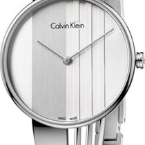 ck Calvin Klein drift K6S2N116 Damenarmbanduhr Swiss Made