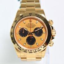 Rolex Daytona Gelbgold  116508 Neu Inkl Mwst / Incl VAT