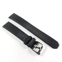 TAG Heuer Formula 1 BC0843 17mm Satin strap black with pin clasp