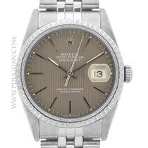 Rolex stainless steel Gent's Datejust