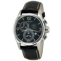 Hamilton Jazzmaster Chrono Quartz 42mm H32612735 Watch