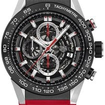 TAG Heuer Calibre HEUER 01 Automatik Chronograph 45mm  inkl....