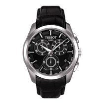 Tissot Men's T035.617.16.051.00 Quartz Black Watch