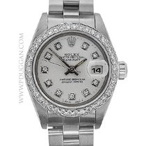 Rolex stainless steel lady Datejust