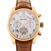 Eberhard & Co. 120 Anniversaire 42 Rose Gold Chronograph L.E.