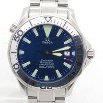 Omega Seamaster Professional 300m 2254.50 Blue Large 41mm...