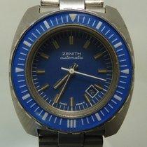 Zenith Super Sub Sea  inv. 1886 - Vintage