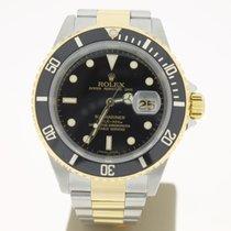 Rolex Submariner Steel/Gold BlackDial (BOX2007) 40mm MINT