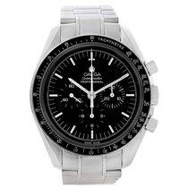 Omega Speedmaster 42mm Steel Chronograph Moon Watch 3570.50.00