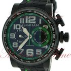 """Graham Silverstone Stowe """"Green"""", Black Carbon Dial,..."""