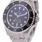 Rolex Used Sea Dweller Deep Sea Blue