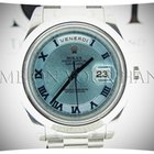 Rolex Oyster Perpetual Day Date II President Platinum Polished...