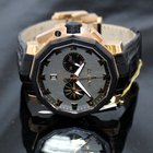 Corum Admirals Cup Chronograph 50 LHS ROSE GOLD Limited Edition