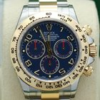 Rolex DayTona YG/ST Blue Dial 116523