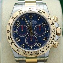 ロレックス (Rolex) Rolex DayTona YG/ST Blue Dial 116523