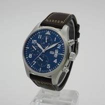 IWC IW377706 Pilot´s Chronograph Le Petit Prince Steel 43mm