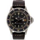 Rolex Men's Vintage Rolex Submariner Red 1680