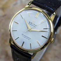 Seiko Marvel 1950s Manual Gold Plated Men's Vintage...