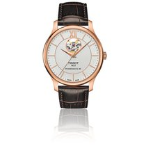 Tissot Tradition Automatic Open Heart T0639073603800