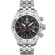 Traser H3 Herrenuhr Aviator Jungmann Watch T5302.253.4P.11 /...