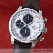 Maurice Lacroix Pontos Chronograph Retro Automatik Edelstahl...