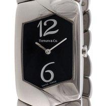 Tiffany & Co. Tesoro Stainless Steel Womens Fashion Watch...