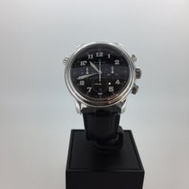 Blancpain Leman Chronograph Flyback Rattrapante Mens Watch