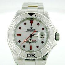Rolex Mens 116622 Yachtmaster Yacht-master  Platinum  Steel ...