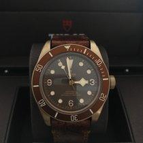 Tudor Heritage Black Bay Bronze 04/ 2017 LC 100  SOFORT LIEFERBAR