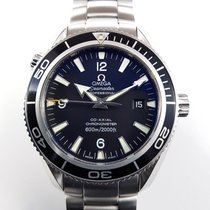 Omega 42mm Seamaster Planet Ocean 600m CO-Axial black 2201.50.00