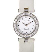 Bulgari B.Zero 1 Diamonds Womens Quartz Watch BZ22WS