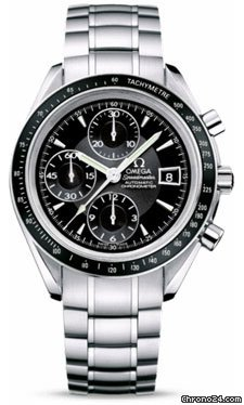 Omega Speedmaster Date Stainless Steel