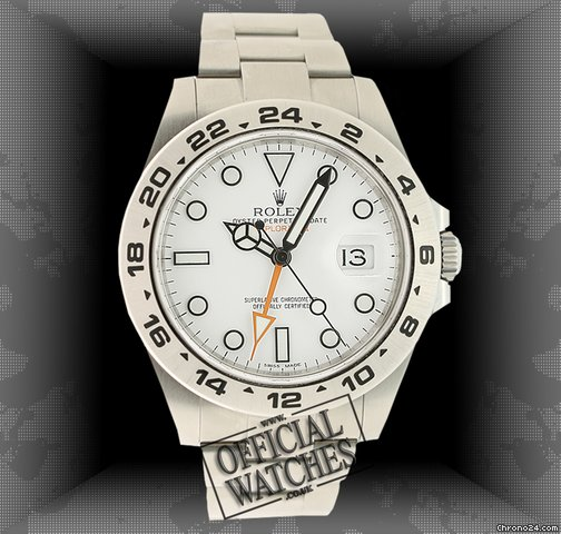Rolex Explorer II