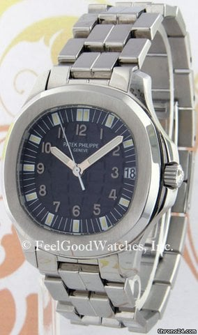 Patek Philippe 5065/1A Aquanaut Jumbo, Steel