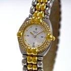 Chopard Gstaad, 18k Yellow Gold/Steel, Original Diamond...