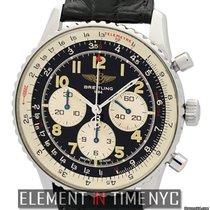 Breitling Navitimer Navitimer 92 Chronograph Stainless Steel...