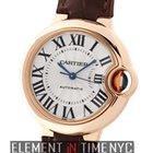 Cartier Ballon Bleu Collection Ballon Bleu 18k Rose Gold 33mm...