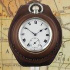 Rolex Pocket Watch On Wristband