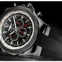 Breitling for Bentley GMT Midnight Carbon
