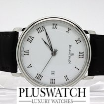 Blancpain VILLERET 6651-1127-55B 40MM  NEW