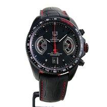 TAG Heuer GRAND CARRERA 17 RS2 Chrono Ti2 black titanium
