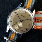 Stowa Rare Vintage New-Old-Stock / Salmon Dial / Mint / Unitas...