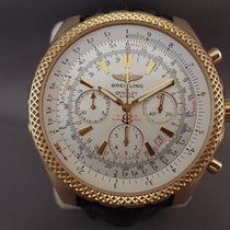 Breitling Bentley XL / 18k Yellow Gold / 48mm
